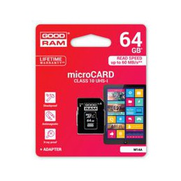 Goodram Micro SD + Adapter...