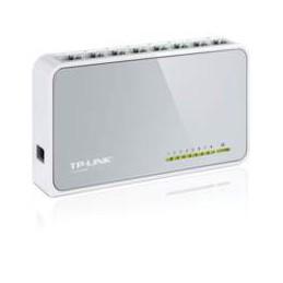 TP-LINK 8-Port 10/100Mbps...