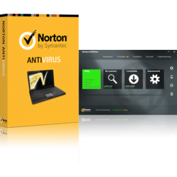 Norton AntiVirus 1-PC 1 jaar