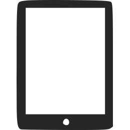 Aanbrengen glaslaag iPad Mini