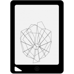 Vervangen LCD scherm iPad...