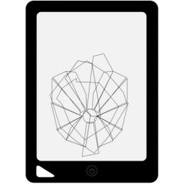 Vervangen touchscreen iPad...