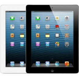 Apple Ipad 4 16GB WIFI Zwart