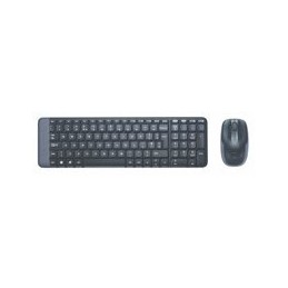Logitech MK220 RF Wireless...