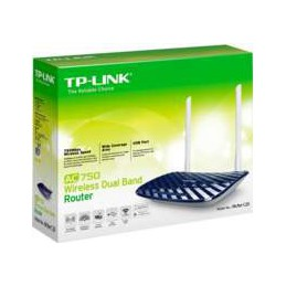 TP-LINK AC750 Dual-band...