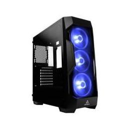 Antec DF500 RGB Midi-Toren...